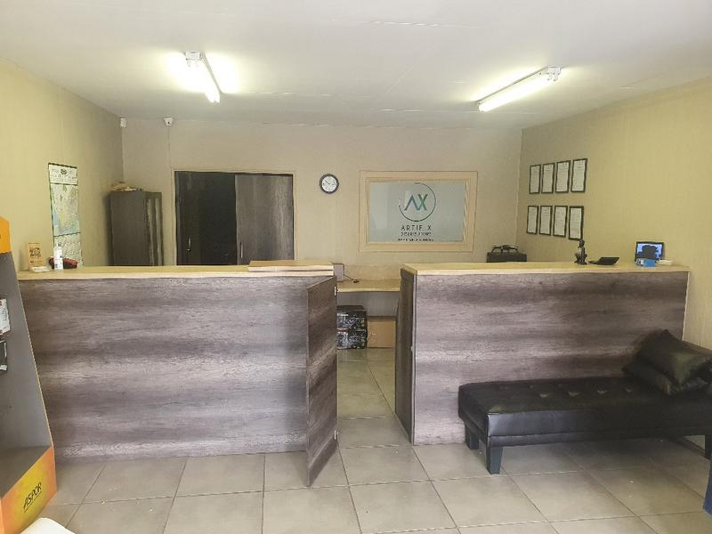 Property For Rent in Hennops Park Industrial, Centurion 3