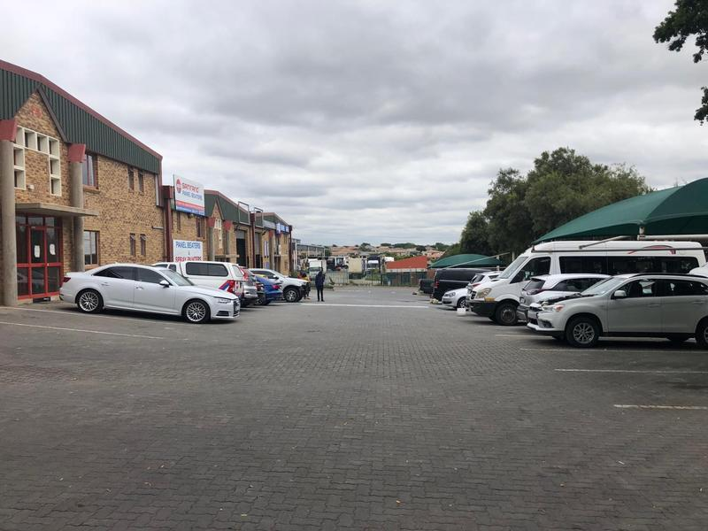 Property For Rent in Samrand Business Park, Centurion 2