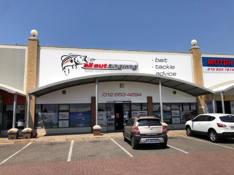 Property For Rent in Hennops Park Industrial, Centurion 1